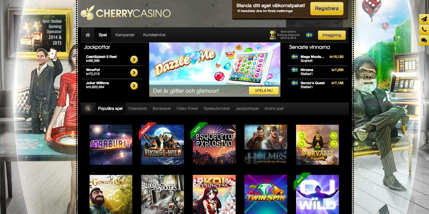 ett casino i världsklass