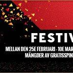 Festivalyra hos SverigeCasino