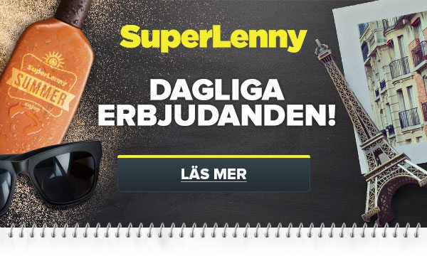 SuperLennys sommar erbjudande